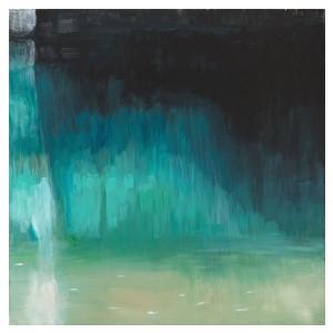 Sea Cave 2 acrylic on canvas, 100X100cm